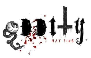 Oddity Hat pins