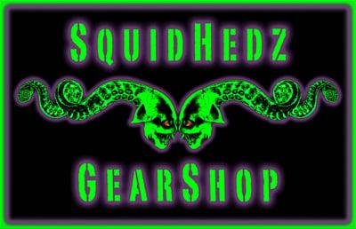 SquidHedz GearShop
