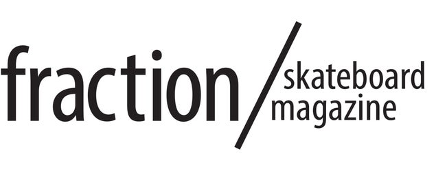 fraction skateboard magazine