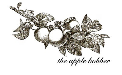 the apple bobber