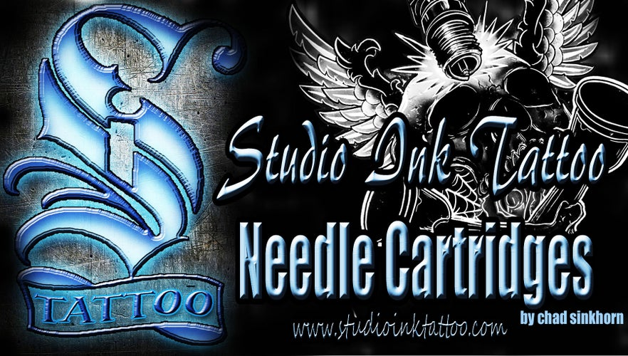 STUDIO INK TATTOO CARTRIDGES