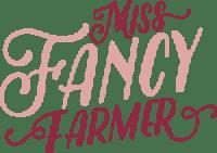 Miss Fancy Farmer