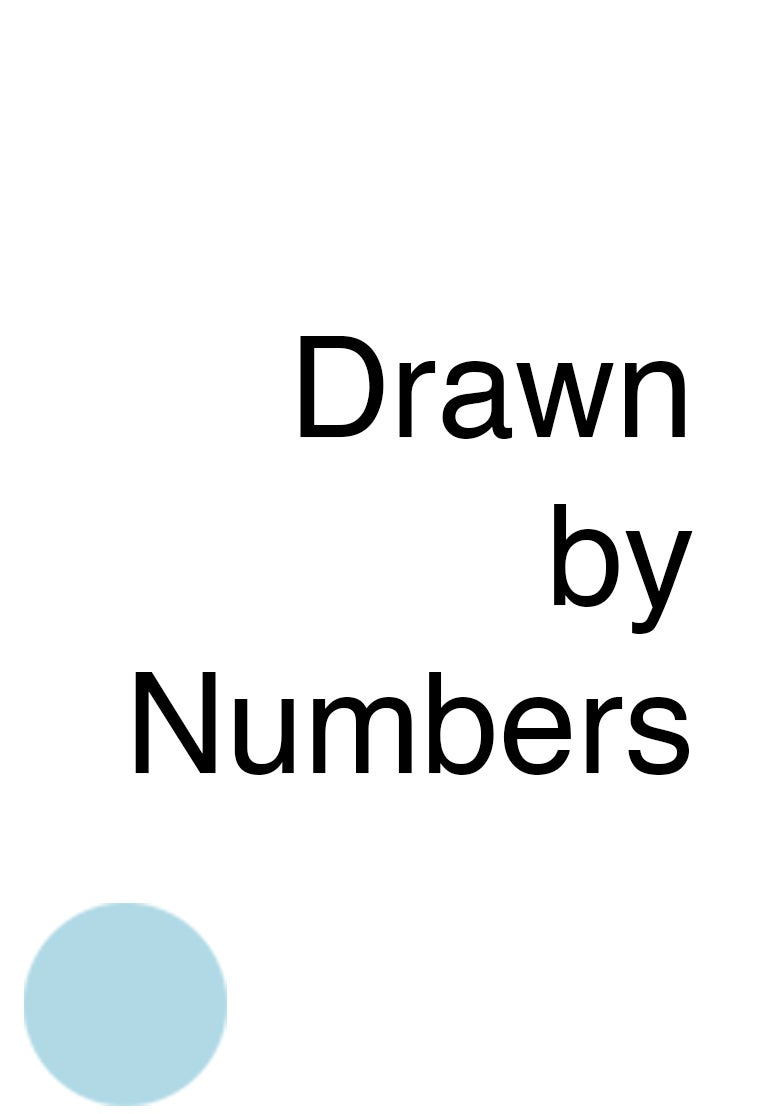 Drawn by Numbers