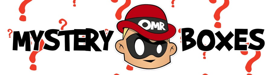 OMR Mystery Boxes