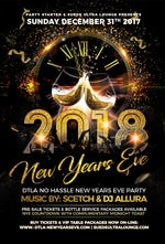 DTLA 12/31/17 NEW YEARS EVE TICKETS