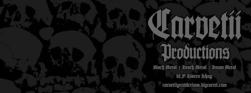 CARVETII PRODUCTIONS - Label & Distro