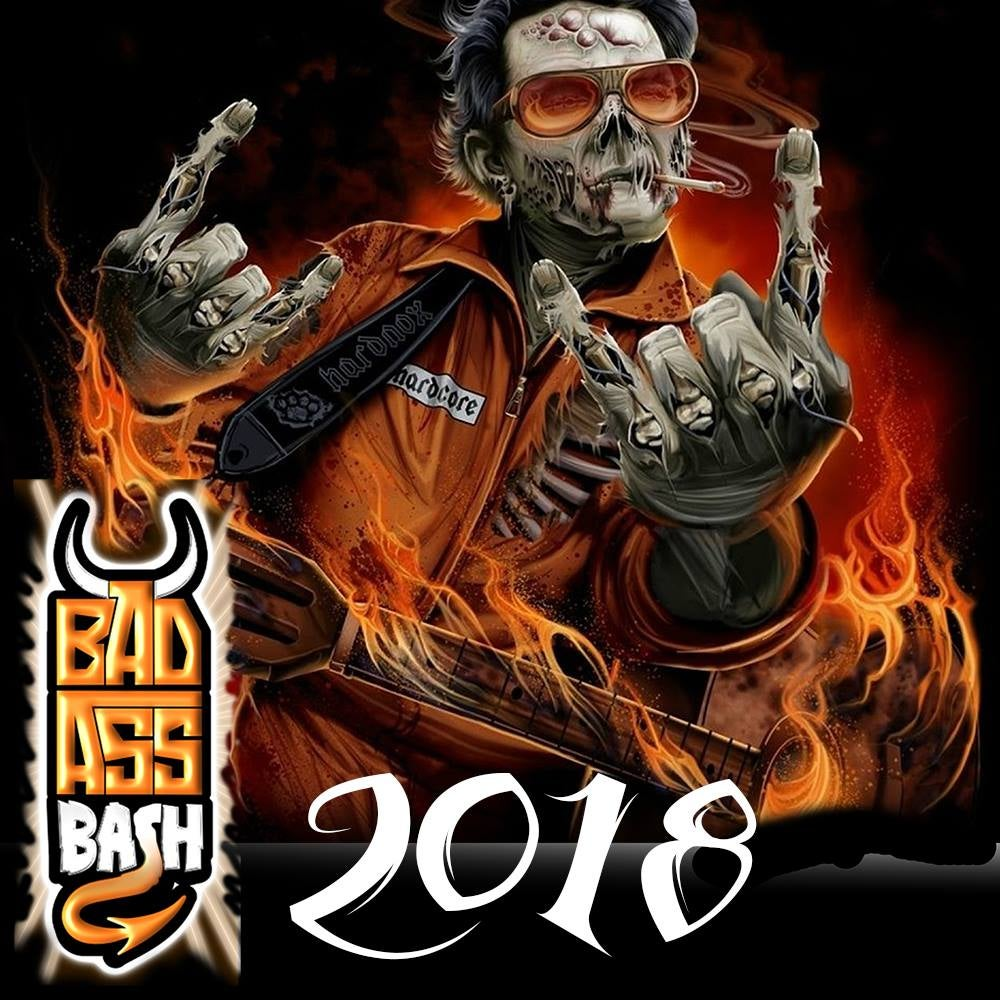 Badass Bash Ticket and Merch Shop