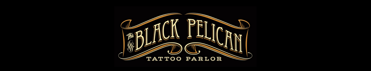 Black Pelican Tattoo