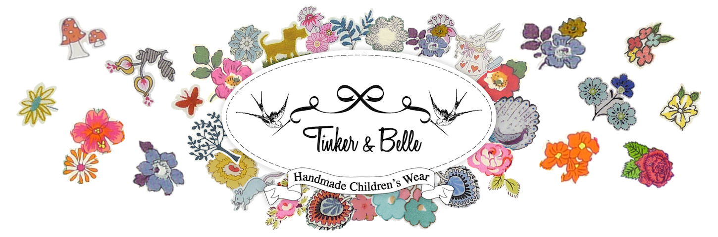 Tinker & Belle | Liberty Print Children's Clothes