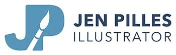 Jen Pilles Illustrator