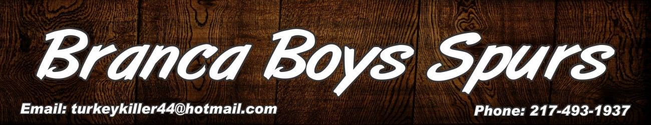 Branca Boys Spurs