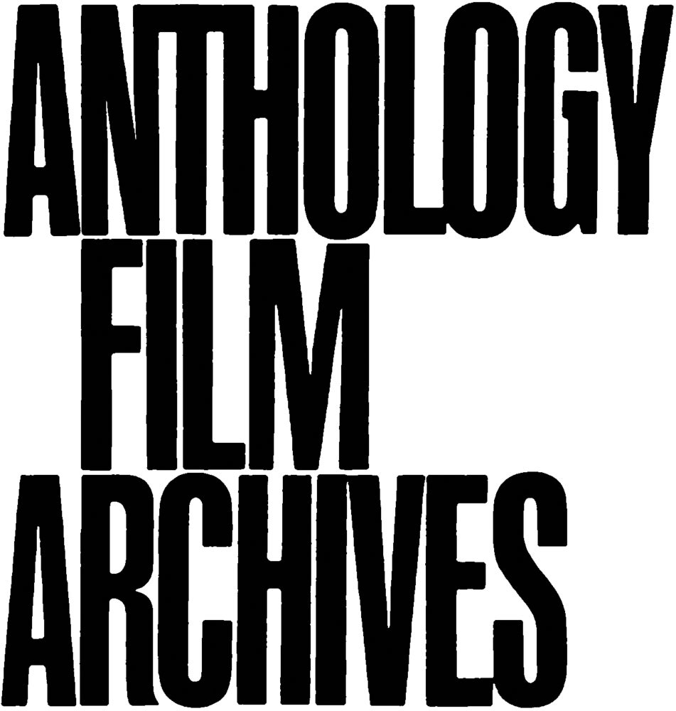 Anthology Film Archives