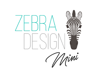 Zebra Design Mini