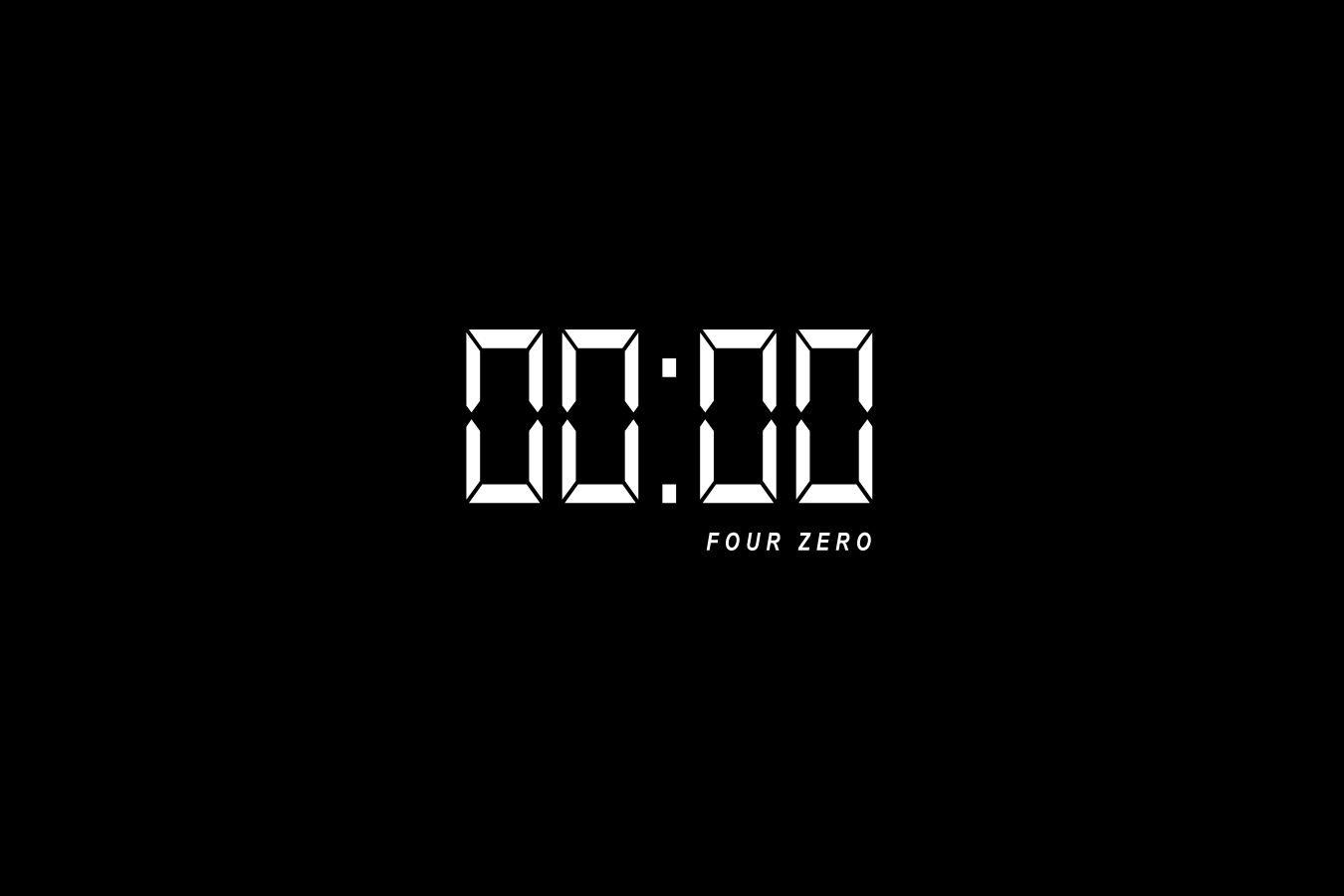 FourZero 00:00