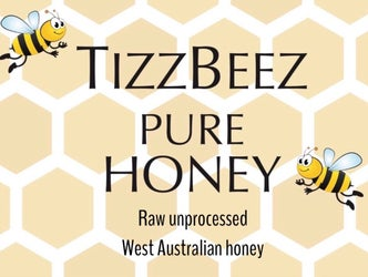 TizzBeez Pure Honey