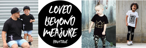 Loved Beyond Measure Boutique