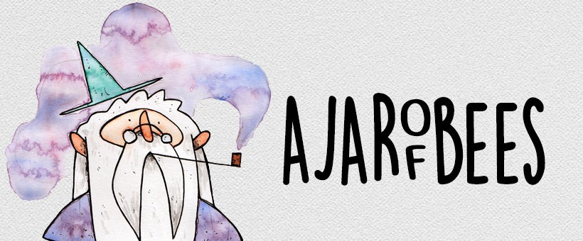 ajarofbees
