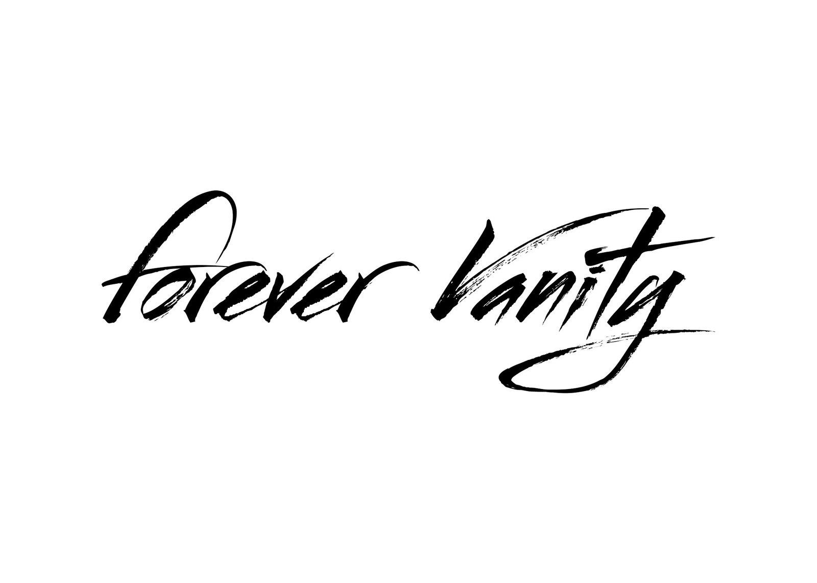 Forever Vanity