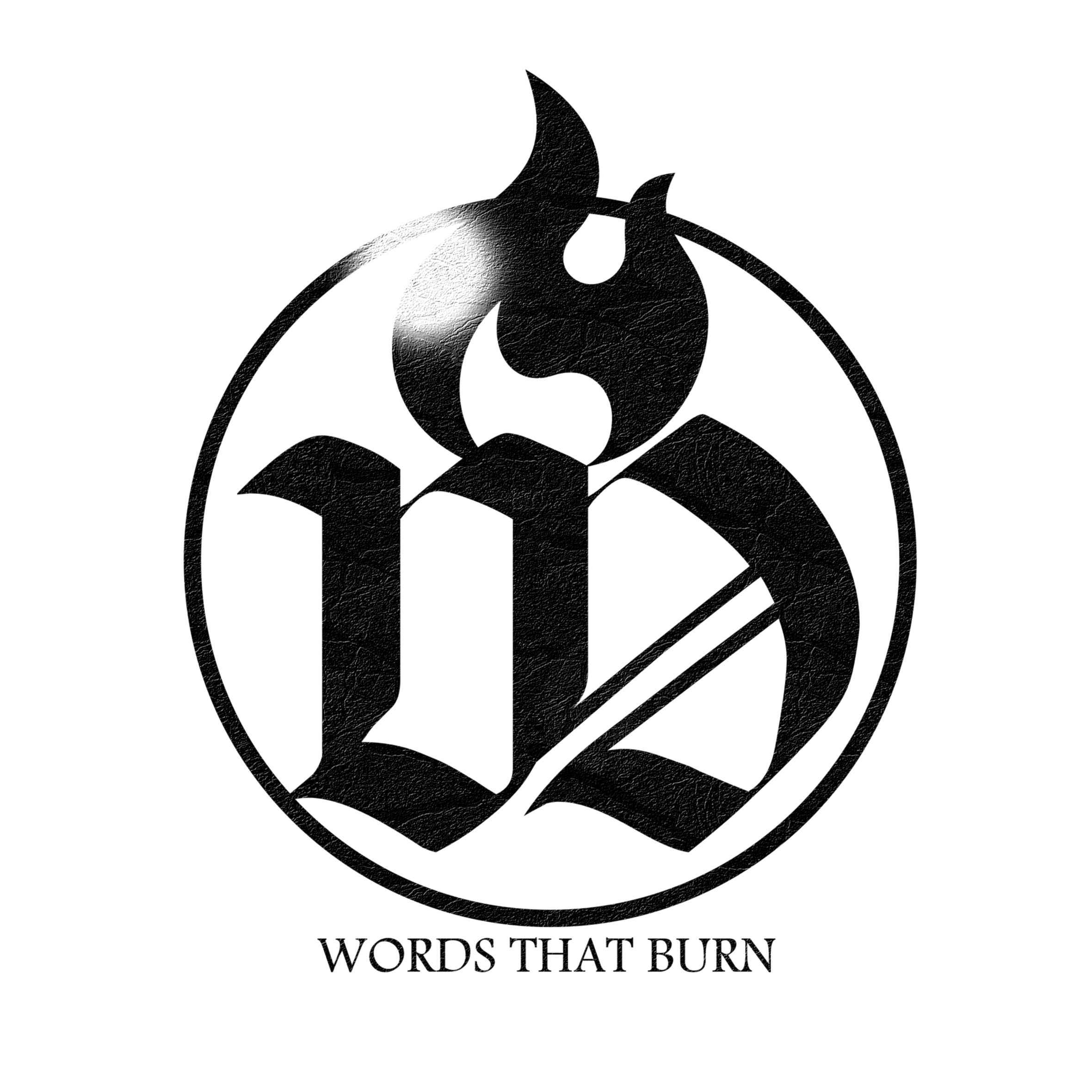 Words That Burn Shop