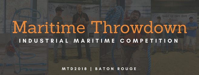 maritime throwdown