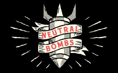 Neutral Bombs