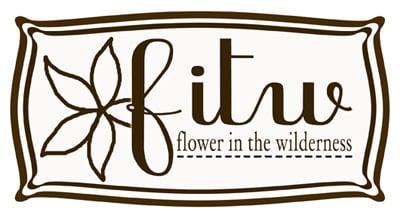 flower in the wilderness