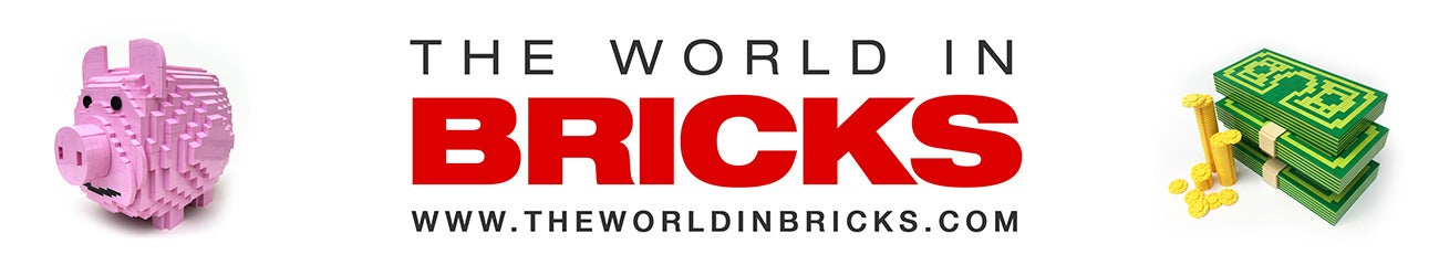 The World in Bricks