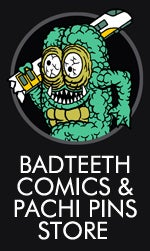 Bad Teeth Comics