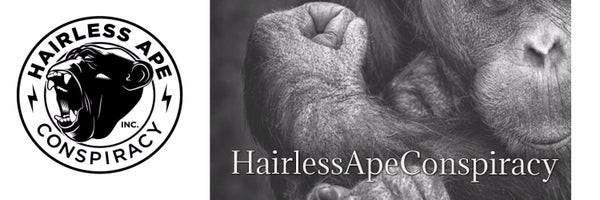 Hairless Ape Conspiracy Merchandise