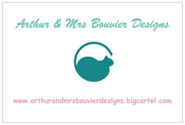 Arthur and Mrs Bouvier Designs