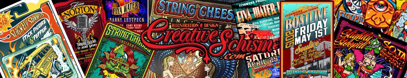 Creative Schism