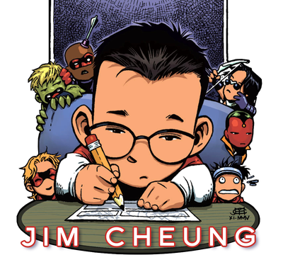 Jim Cheung Art