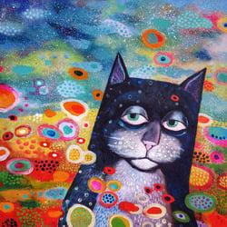 Vicky Mount Art