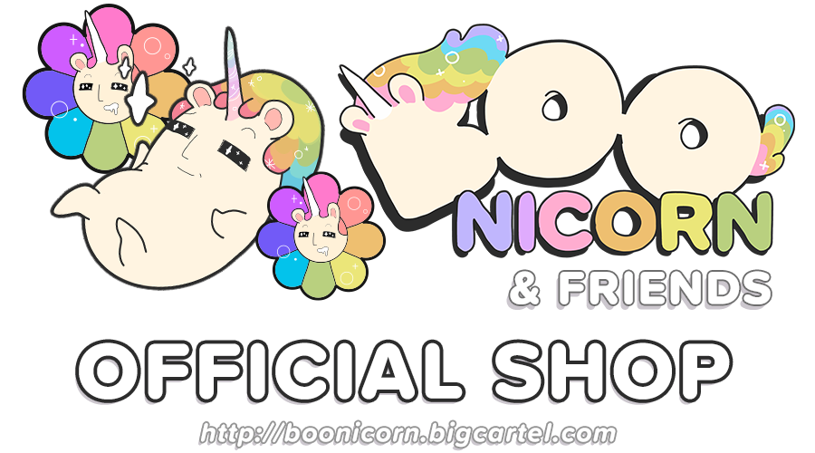 Boonicorn & Friends OFFICIAL SHOP