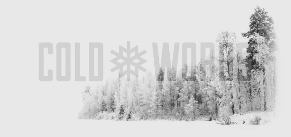 COLD*WORDS