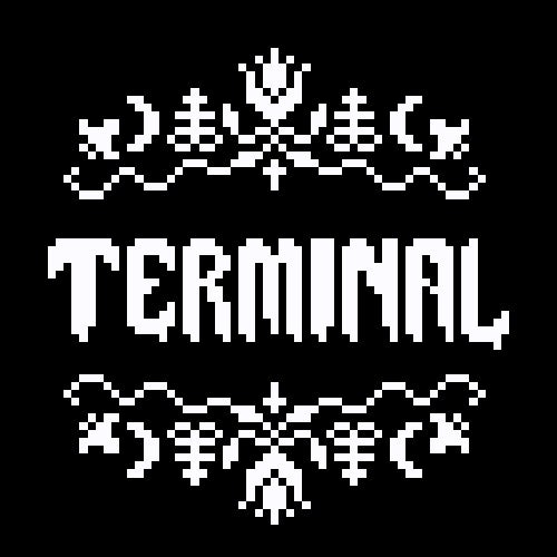 terminal cross stitch