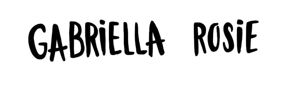 GABRIELLA ROSIE