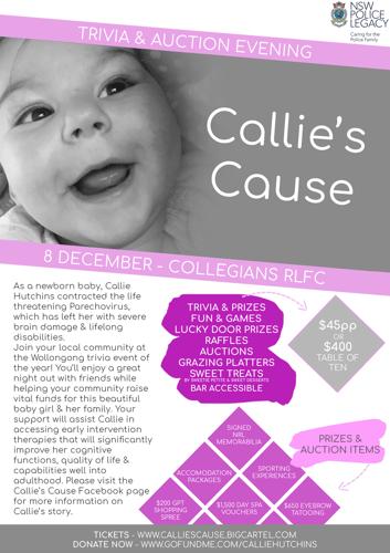 Callie's Cause