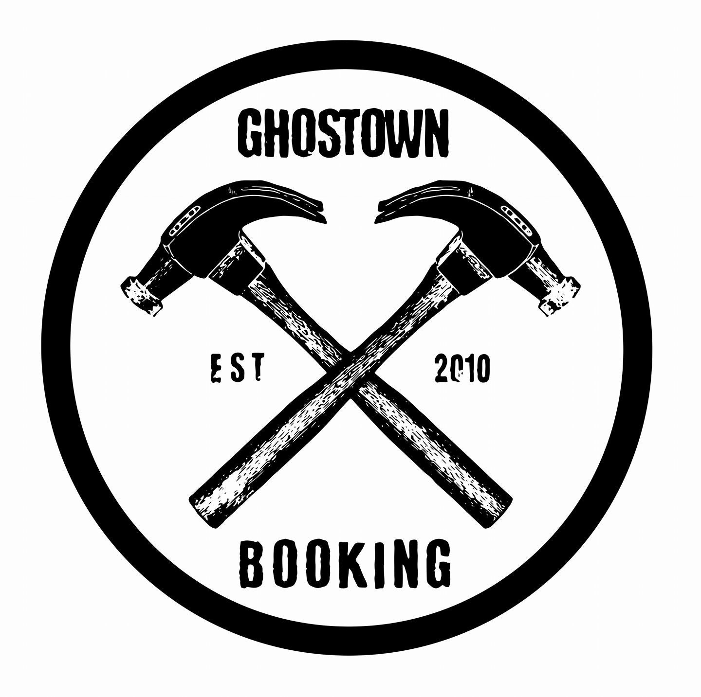 Ghostown Booking