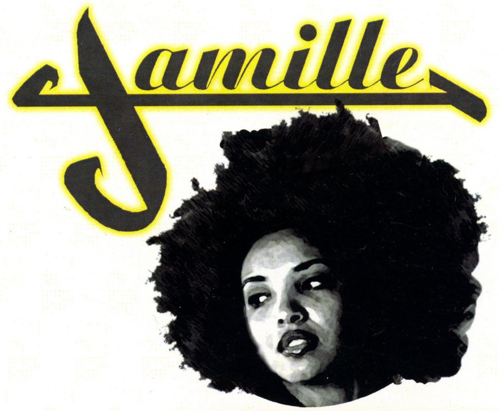 Welcome to Jamille Records