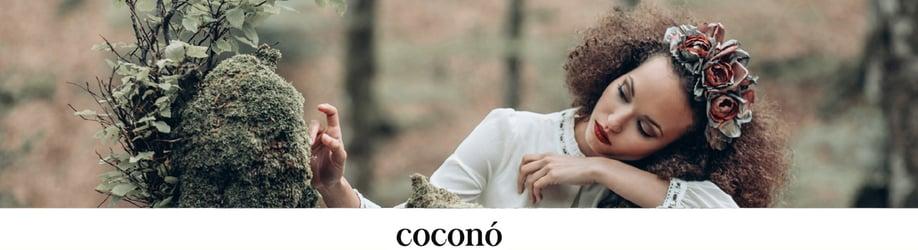 Coconó Tocados -  Coronas de Flores - Comunión - Novias