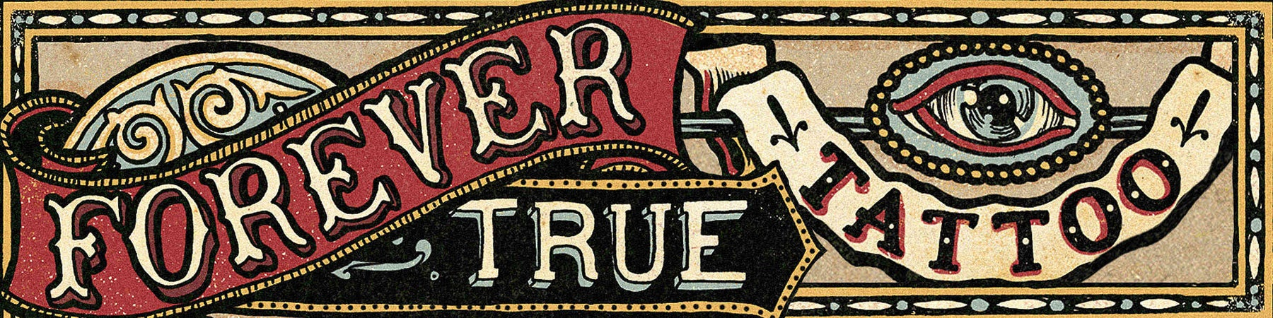 Forever True Tattoo