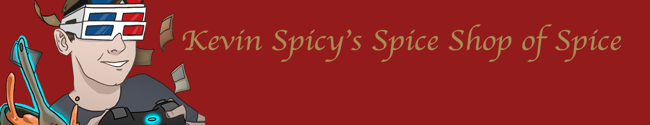 Kevin Spicy's Spice Shop of Spice