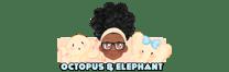 octopus & elephant