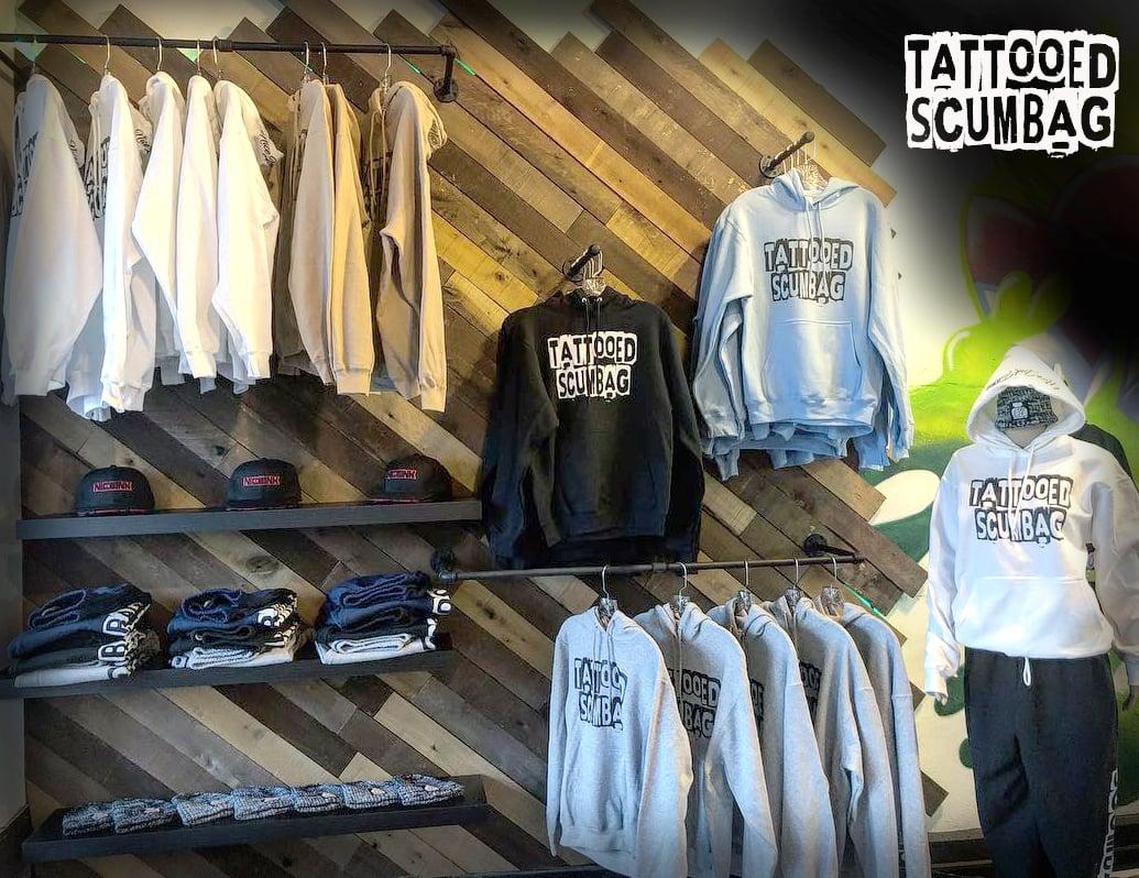 Welcome to Tattooed Scumbag