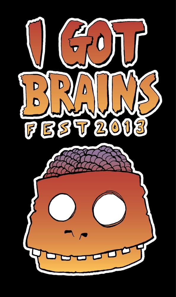 I Got Brains! Fest