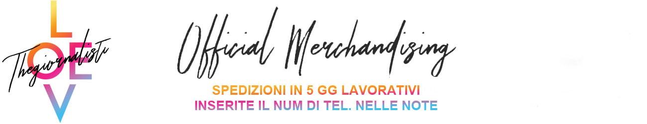 Official Thegiornalisti Merchandising - Nufaco.com