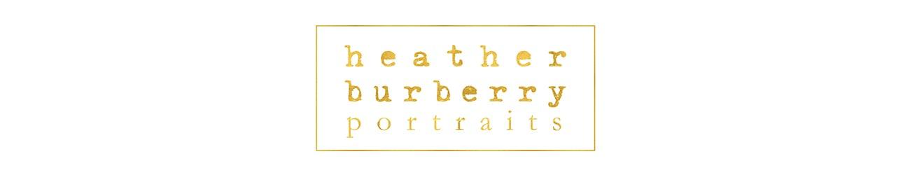 Heather Burberry Portraits.
