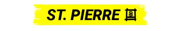 SETH ST. PIERRE