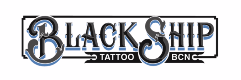 Black Ship Tattoo Barcelona